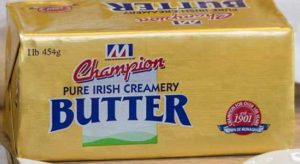 Champion butter