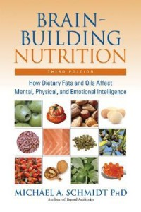 Book Cover - Brain Building Nutrition