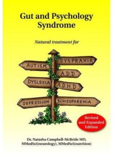 Image of Gut and Psychology Syndrome Book Cover