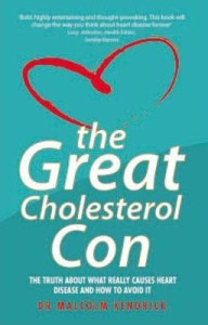 Book Cover: The Great Cholesterol Con