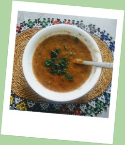 Bowl of Bieler Broth